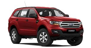 Ford Everest Trend 2.2AT 4x2