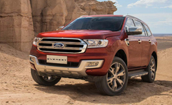 Ford Everest Titanium 2.2AT 4x2